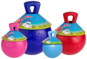 Tug-n-Toss - Jolly ball
