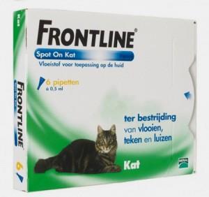 Frontline - Spot On Kat