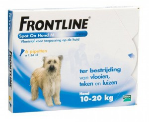 Frontline - Spot On Hond (Medium)