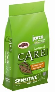 Jarco - Natural Sensitive Hert/Rijst - small/medium/large