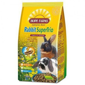 Hope Farms - Rabbit SuperTrio
