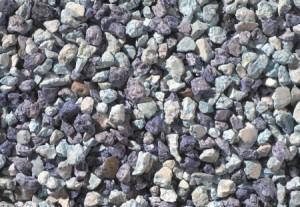 aquariumgrind blauw 6-8mm