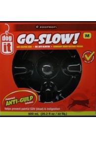 anti-schrok bak -go slow-