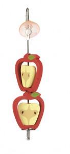 houten speeltje appels