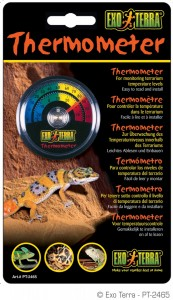 Exo Terra - Analoge Thermometer
