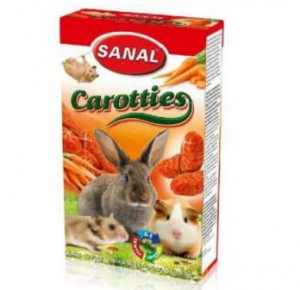 Sanal - Carotties