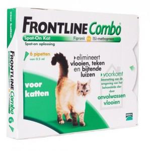 Frontline - Combo Kat