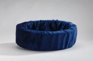teddymand donker blauw