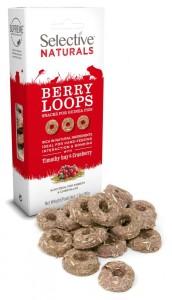 Supreme Selective -  Naturals Berry Loops