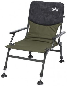 Dam - Camovision Compact Chair With Arm Rest