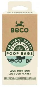 Beco - Compostable Poepzakjes 15 stuks