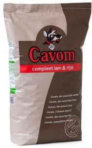Cavom - Compleet Lam en Rijst