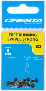Cresta - Free Running Swivel Strong