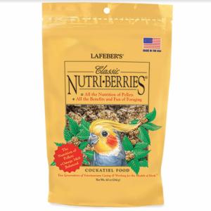 Lafeber's - Nutri Berries Cockatiels