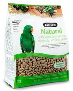 Zupreem - Natural Diet Medium/Large Birds