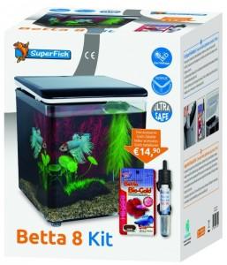 SuperFish - Betta Aquarium 8