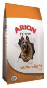 Productafbeelding voor 'Arion - Senior-light 22/9 - Kip & rijst'