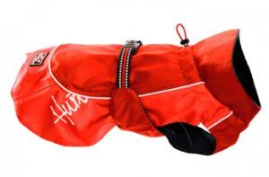 Productafbeelding voor 'Hurtta - Regenjas - Rood'