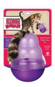 Kong - Wobbler cat