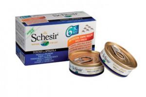 Schesir - in Gelatine - Tonijn & Zeebaars