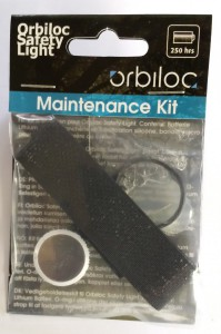 Orbiloc Safety Light Battery