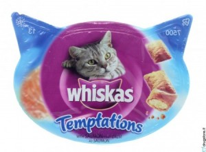 Whiskas - Temptations
