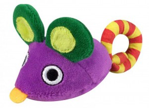 Petstages - Catnip Carry Critter Mouse