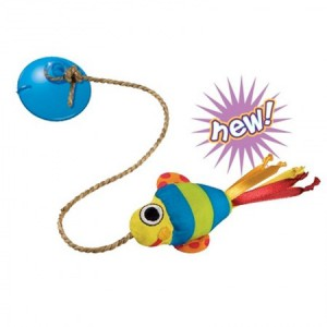 Petstages - Dangling Fish