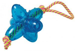 Orka chew with rope