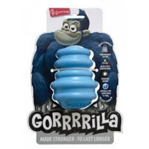 Productafbeelding voor 'Gorrrrilla Classic Rubber Blue'