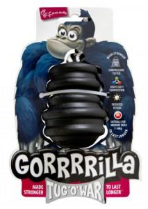 Productafbeelding voor 'Gorrrrilla Classic Rubber Black'