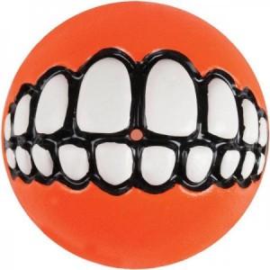 Rogz - Grinz Bal 6,4cm Orange