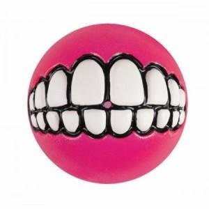 Rogz - Grinz Bal 6,4cm Pink