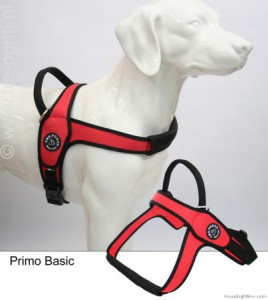 Tre Ponti - Primo Tuig Basic (rood)