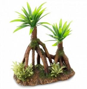 Decor bonsai met planten