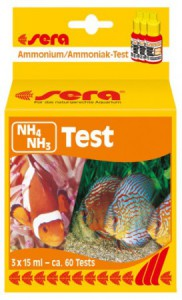 Sera - Amonium(NH4)/Amoniak(NH3) test