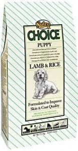 Productafbeelding voor 'Nutro - Puppy - Lamb & Rice'