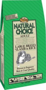 Nutro - Adult large breed - Lamb & Rice