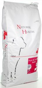 Productafbeelding voor 'Natural Health Dog - Lamb & Rice Senior'