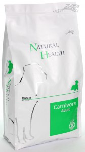 Productafbeelding voor 'Natural Health Dog - Carnivore Adult'