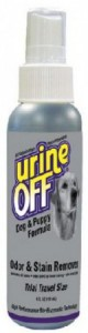 Productafbeelding voor 'Urine Off - Dog & Puppy Spray'