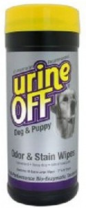 Urine Off - Reinigingsdoekjes Dog & Puppy