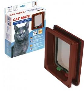 Catmate - Kattendeur met Vierwegsluiting 235
