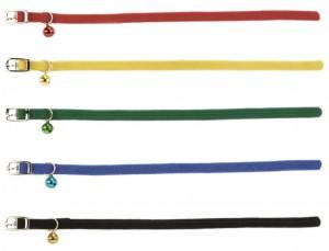 Kattenhalsbandje - Nylon elastisch