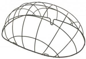 Productafbeelding voor 'Basil - Draadkoepel voor Fietsmand'