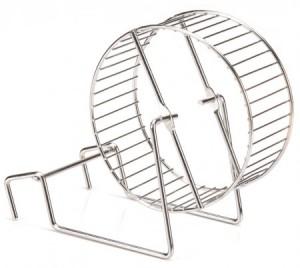 Metalen hamstermolen