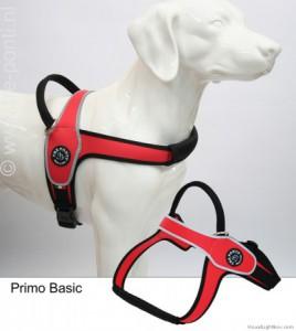 Tre Ponti - Primo Tuig Reflecterend (rood)