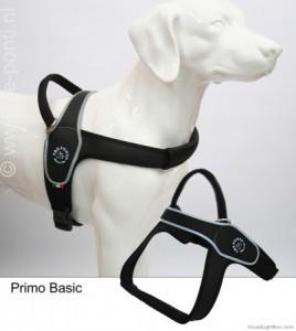 Tre Ponti - Primo Tuig Reflecterend (zwart)