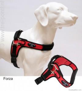 Tre Ponti - Forza Tuig Basic (rood)