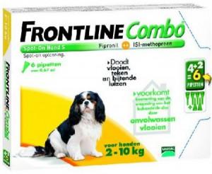 Frontline - Combo Hond S